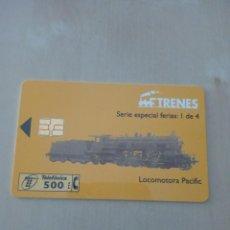 Cartes Téléphoniques de collection: TARJETA TELEFONICA ESPAÑA. Lote 199618108