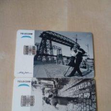 Cartes Téléphoniques de collection: 2 TARJETA TELEFONICA ARGENTINA . Lote 199619746