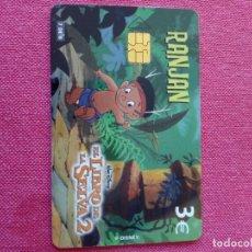 Carte telefoniche di collezione: TARJETA TELEFONICA ESPAÑA. Lote 199722697