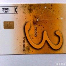 Cartões de telefone de coleção: TARJETA TELEFONICA:ABOTT-UROLOGIA (250 PTA.) CADA 3 MESES,TIRADA 4.200 EJEMPLARES (12/00). Lote 200792583