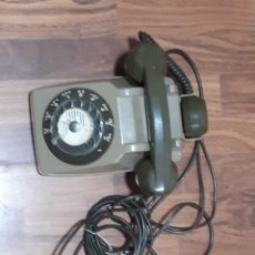Tarjetas telefónicas de colección: TELEFONO VINTAGE SOCOTER MODELO 63 FRANCIA. Lote 205037045