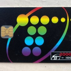 Cartes Téléphoniques de collection: TARJETA TELEFONICA. Lote 206484922