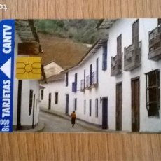 Tarjetas telefónicas de colección: TARJETA TELÉFONO CANTV LUGARES DE VENEZUELA. Lote 206573207