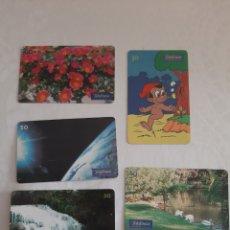 Tarjetas telefónicas de colección: TELEFINICA BRASIL TARJETA TELEFÓNICA. Lote 213470045