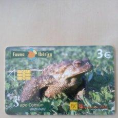 Cartes Téléphoniques de collection: TARJETA TELEFONICA. Lote 217601587