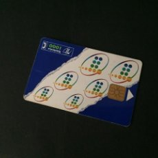 Tarjetas telefónicas de colección: BONITA TARJETA TELEFONICA DE ESPAÑA USADA LA DE LAS FOTOS VER TODAS MIS TARJETAS NUVAS Y USADAS. Lote 217780627