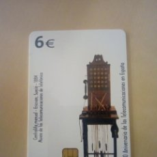 Carte telefoniche di collezione: TARJETA TELEFONICA. Lote 218909527