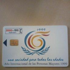 Carte telefoniche di collezione: TARJETA TELEFONICA. Lote 219011186