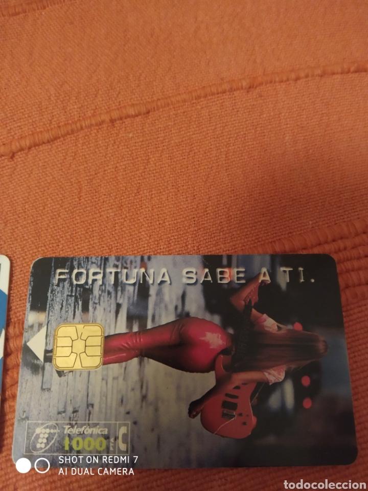 Tarjetas telefónicas de colección: 8 tarjetas telefonica según fotos. - Foto 4 - 221518663