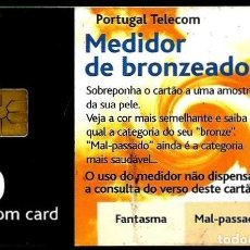 Tarjetas telefónicas de colección: TARJETA TELEFONICA (PORTUGAL) PT232B (VERANO'99) (50 U) (CHIP:GEM1B) (600.000) (1999-05) USADA0. Lote 222266181