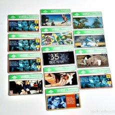 Tarjetas telefónicas de colección: LOTE DE TARJETAS TELEFONICAS VARIAS. Lote 222266421