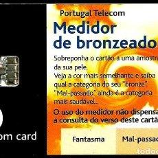 Tarjetas telefónicas de colección: TARJETA TELEFONICA (PORTUGAL) PT232C (VERANO'99) (50 U) (CHIP:SC7) (1.500.000) (1999-05) USADA. Lote 222266687