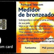 Tarjetas telefónicas de colección: TARJETA TELEFONICA (PORTUGAL) PT232D (VERANO'99) (50 U) (CHIP:SC7) (1.500.000) (1999-05) USADA. Lote 222266997