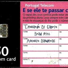 Tarjetas telefónicas de colección: TARJETA TELEFONICA (PORTUGAL) PT234B (VERANO'99) (150 U) (CHIP:SC7) (400.000) (1999-05) USADA. Lote 222271421