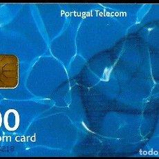 Tarjetas telefónicas de colección: TARJETA TELEFONICA (PORTUGAL) PT236 (MARCONI) (100 U) (CHIP:ODS2) (131.000) (1999-07) USADA. Lote 222271901