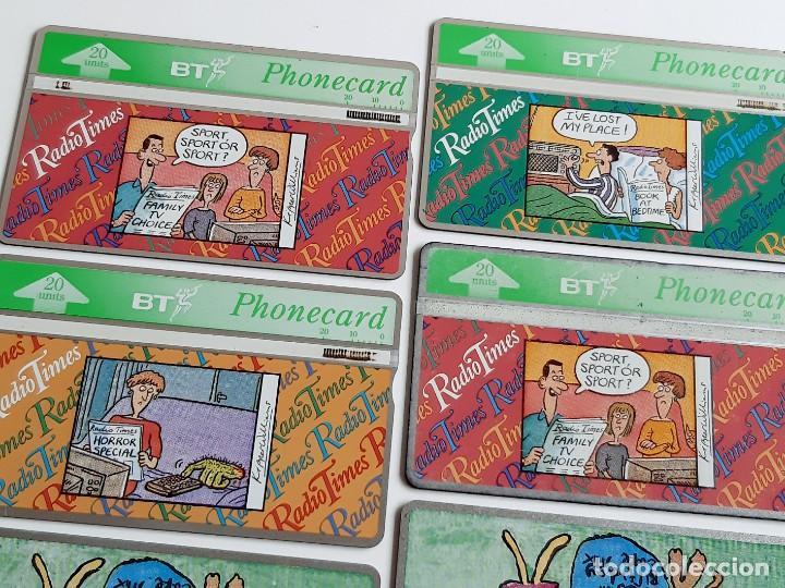 Tarjetas telefónicas de colección: LOTE DE TARJETAS TELEFONICAS VARIAS - Foto 2 - 222506250