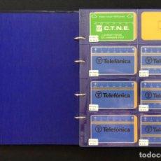 Tarjetas telefónicas de colección: IMPORTANTE Y VALIOSA COLECCION DE TARJETAS TELEFONICAS DE ALTA COLECCION VER FOTOS. Lote 222604468
