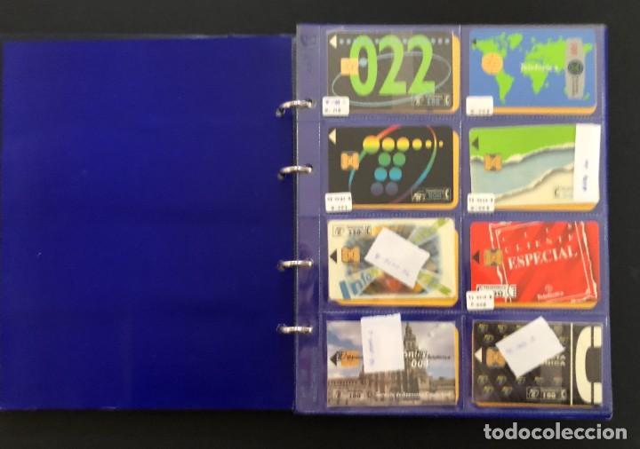 Tarjetas telefónicas de colección: IMPORTANTE Y VALIOSA COLECCION DE TARJETAS TELEFONICAS DE ALTA COLECCION VER FOTOS - Foto 2 - 222604468