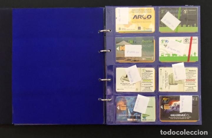 Tarjetas telefónicas de colección: IMPORTANTE Y VALIOSA COLECCION DE TARJETAS TELEFONICAS DE ALTA COLECCION VER FOTOS - Foto 3 - 222604468
