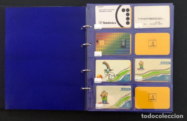 Tarjetas telefónicas de colección: IMPORTANTE Y VALIOSA COLECCION DE TARJETAS TELEFONICAS DE ALTA COLECCION VER FOTOS - Foto 4 - 222604468
