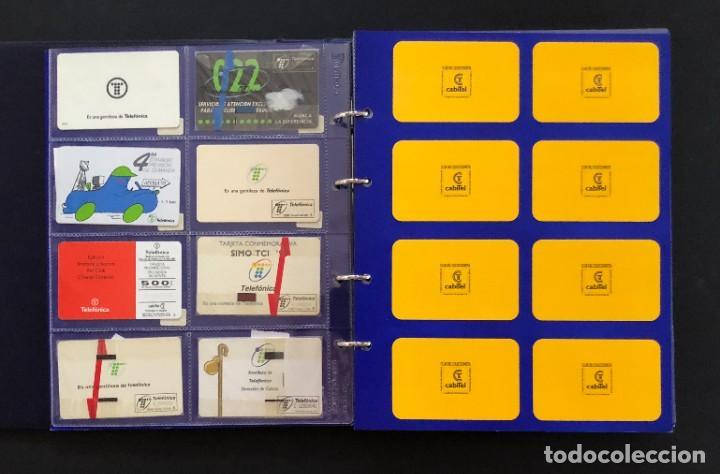 Tarjetas telefónicas de colección: IMPORTANTE Y VALIOSA COLECCION DE TARJETAS TELEFONICAS DE ALTA COLECCION VER FOTOS - Foto 6 - 222604468