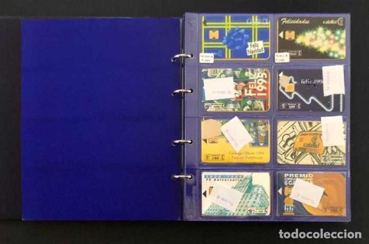 Tarjetas telefónicas de colección: IMPORTANTE Y VALIOSA COLECCION DE TARJETAS TELEFONICAS DE ALTA COLECCION VER FOTOS - Foto 10 - 222604468