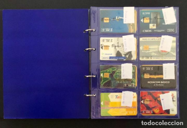 Tarjetas telefónicas de colección: IMPORTANTE Y VALIOSA COLECCION DE TARJETAS TELEFONICAS DE ALTA COLECCION VER FOTOS - Foto 11 - 222604468