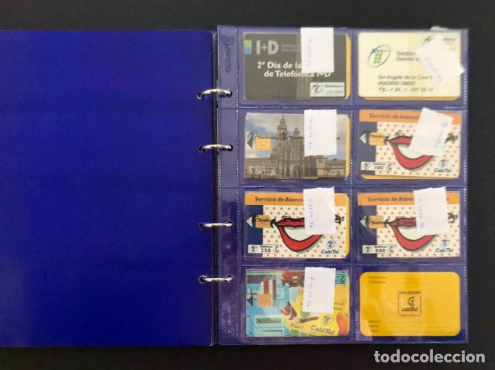 Tarjetas telefónicas de colección: IMPORTANTE Y VALIOSA COLECCION DE TARJETAS TELEFONICAS DE ALTA COLECCION VER FOTOS - Foto 12 - 222604468