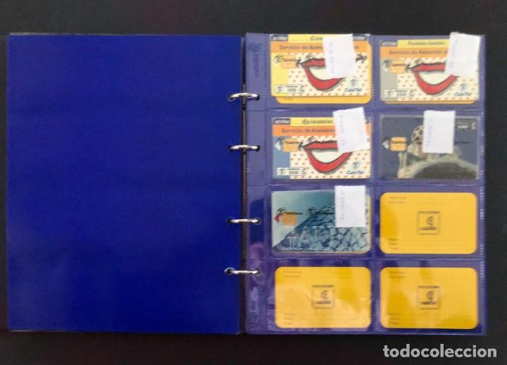 Tarjetas telefónicas de colección: IMPORTANTE Y VALIOSA COLECCION DE TARJETAS TELEFONICAS DE ALTA COLECCION VER FOTOS - Foto 13 - 222604468