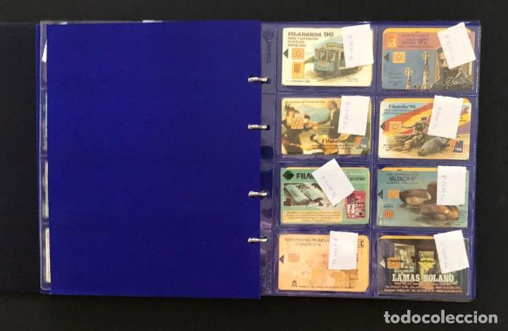 Tarjetas telefónicas de colección: IMPORTANTE Y VALIOSA COLECCION DE TARJETAS TELEFONICAS DE ALTA COLECCION VER FOTOS - Foto 15 - 222604468