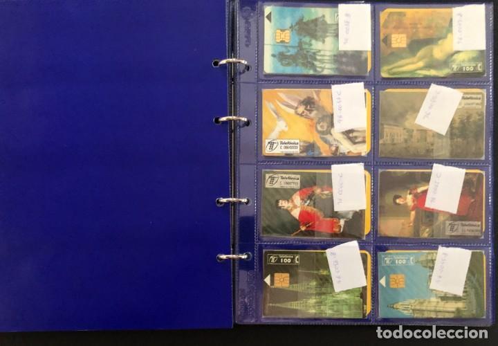 Tarjetas telefónicas de colección: IMPORTANTE Y VALIOSA COLECCION DE TARJETAS TELEFONICAS DE ALTA COLECCION VER FOTOS - Foto 17 - 222604468