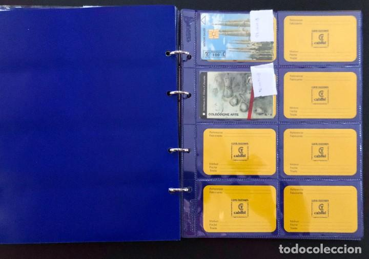 Tarjetas telefónicas de colección: IMPORTANTE Y VALIOSA COLECCION DE TARJETAS TELEFONICAS DE ALTA COLECCION VER FOTOS - Foto 18 - 222604468
