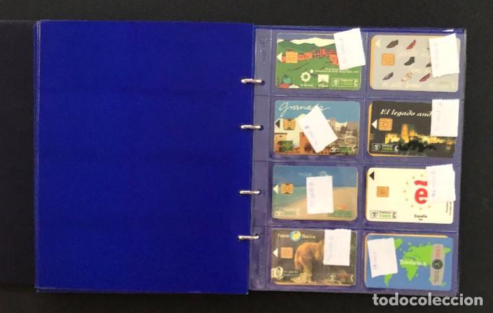 Tarjetas telefónicas de colección: IMPORTANTE Y VALIOSA COLECCION DE TARJETAS TELEFONICAS DE ALTA COLECCION VER FOTOS - Foto 20 - 222604468