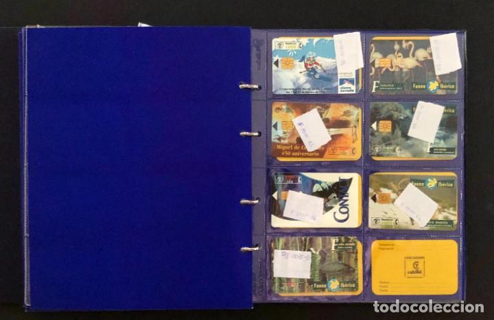 Tarjetas telefónicas de colección: IMPORTANTE Y VALIOSA COLECCION DE TARJETAS TELEFONICAS DE ALTA COLECCION VER FOTOS - Foto 21 - 222604468