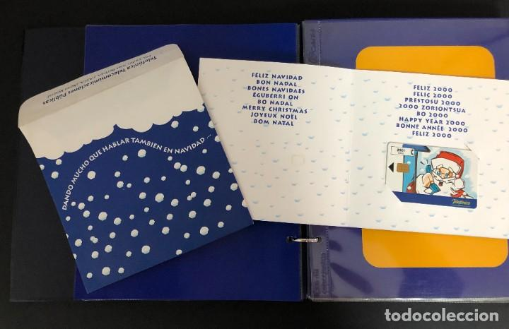 Tarjetas telefónicas de colección: IMPORTANTE Y VALIOSA COLECCION DE TARJETAS TELEFONICAS DE ALTA COLECCION VER FOTOS - Foto 24 - 222604468