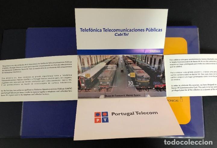 Tarjetas telefónicas de colección: IMPORTANTE Y VALIOSA COLECCION DE TARJETAS TELEFONICAS DE ALTA COLECCION VER FOTOS - Foto 25 - 222604468