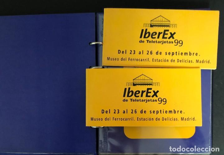 Tarjetas telefónicas de colección: IMPORTANTE Y VALIOSA COLECCION DE TARJETAS TELEFONICAS DE ALTA COLECCION VER FOTOS - Foto 26 - 222604468