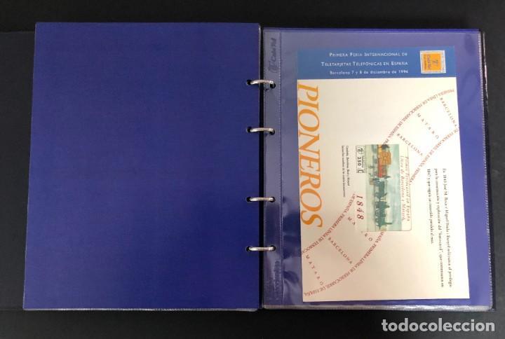 Tarjetas telefónicas de colección: IMPORTANTE Y VALIOSA COLECCION DE TARJETAS TELEFONICAS DE ALTA COLECCION VER FOTOS - Foto 29 - 222604468