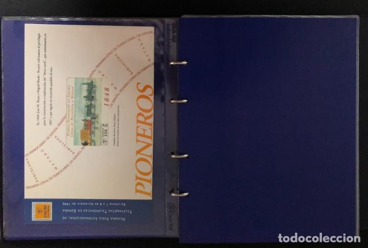 Tarjetas telefónicas de colección: IMPORTANTE Y VALIOSA COLECCION DE TARJETAS TELEFONICAS DE ALTA COLECCION VER FOTOS - Foto 31 - 222604468