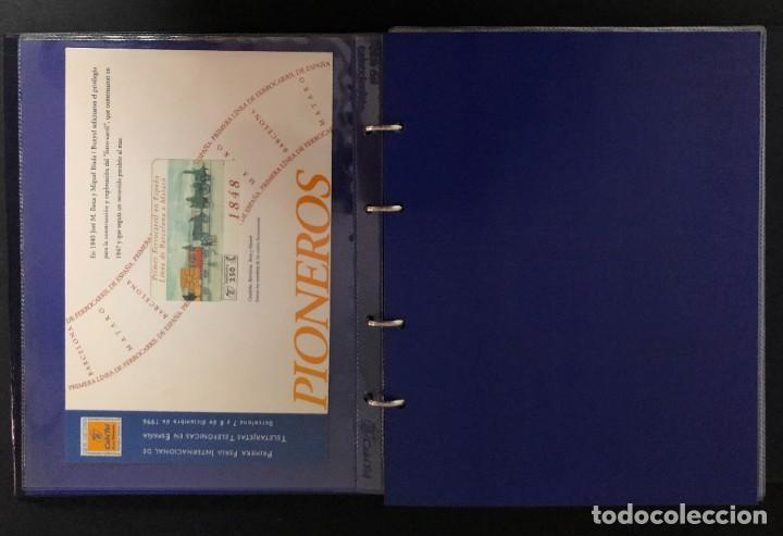 Tarjetas telefónicas de colección: IMPORTANTE Y VALIOSA COLECCION DE TARJETAS TELEFONICAS DE ALTA COLECCION VER FOTOS - Foto 32 - 222604468