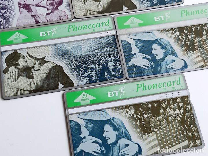 Tarjetas telefónicas de colección: LOTE DE TARJETAS TELEFONICAS VARIAS - Foto 3 - 222718248