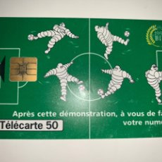 Tarjetas telefónicas de colección: TARJETA TELEFÓNICA TELECARTE FRANCE 1998 FRANCIA. Lote 232395205