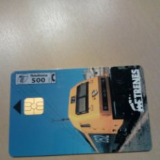 Cartes Téléphoniques de collection: TARJETA TELEFONICA. Lote 233012020