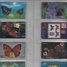Cartões de telefone de coleção: LOTE DE 8 TARJETAS. Lote 234759465
