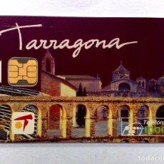 Tarjetas telefónicas de colección: TARJETA TELEFONICA;CP-033: TARRAGONA (1000 PTA.) 08/94. Lote 243975750