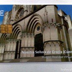 Tarjetas telefónicas de colección: TARJETA TELEFONICA: NUESTRA SEÑORA DE GRACIA (3,€€.) TIRADA 4.000 EJEMPLARES 12/04. Lote 243979795