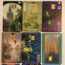 Cartes Téléphoniques de collection: TARJETAS TELEFONICAS. Lote 254225195