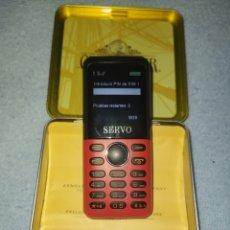 Tarjetas telefónicas de colección: MICROTELEFONO PARA DOS TARJETAS SIM. TIENE DOS CÁMARAS TRASERAS. TIENE PANTALLA, PUEDE NAVEGAR EN IN. Lote 262164365