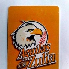 Tarjetas telefónicas de colección: TARJETA TELEFONICA,AGUILAS DEL ZULIA (CANTV). Lote 262199365