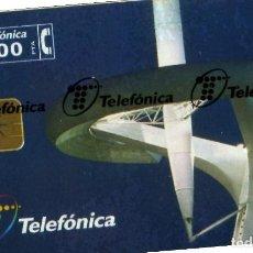 Tarjetas telefónicas de colección: TARJETA TELEFONO ESPAÑA NUEVA CON PRECINTO P- 319 TORRE TELEC MONTJUIC 02/1998. Lote 269839418